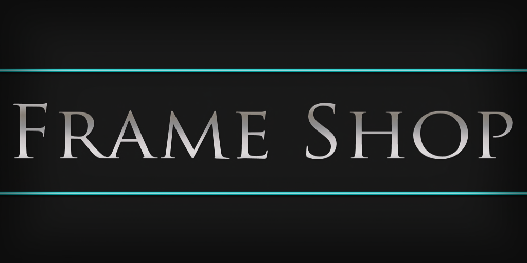 FrameShop Logo - NEW